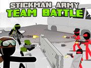Click to Play Stickman Army: Team Battle