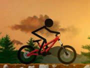 Click to Play Stickman Dirtbike