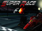 Click to Play Super Race F1