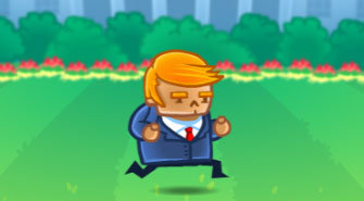 Click to Play Trump: The Mexican Wall