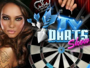 Click to Play TV Darts Show
