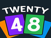 Click to Play Twenty48 Solitaire