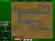 Click to Play Vehicle Tower Defense 3