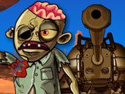 Click to Play Zombie Tank